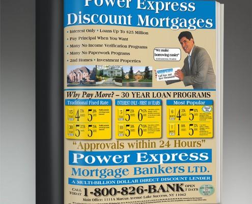 Mortgage Marketing Print Ad Design