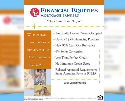 Mortgage Marketing Materials Flyer
