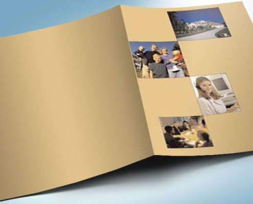 Mortgage Marketing Sales Kit Design