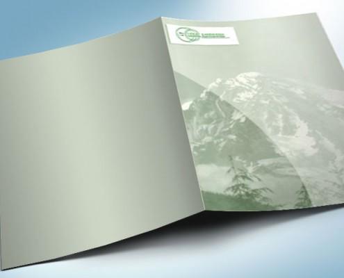 Sales Kit Design and Pocket Folder Design