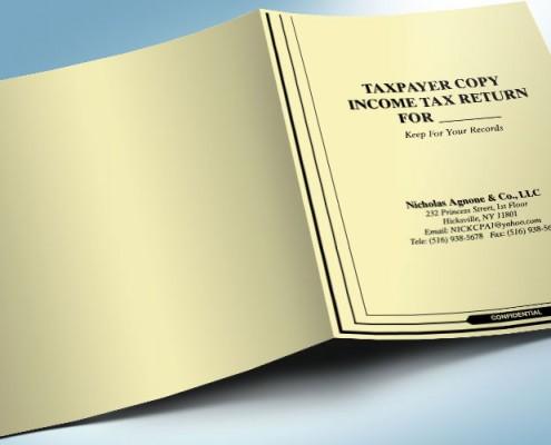 Pocket Folder Accounting