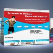 Web Design for Chiropractor