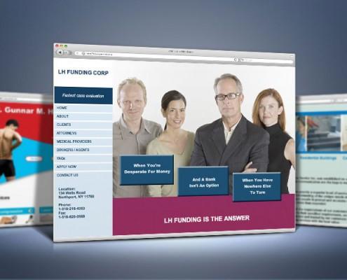 Web Design for Medical Malpractice
